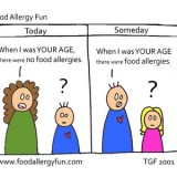 Someday.. no food allergies