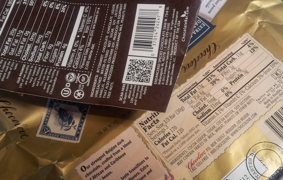 chocolatebarlabels