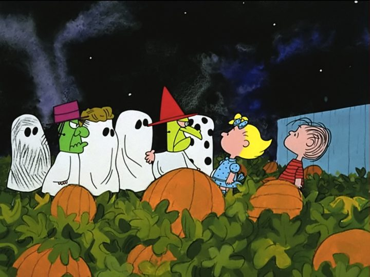 its the great pumpkin charlie brown - Kids Halloween Radio