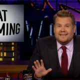 James Corden No Fat Shaming