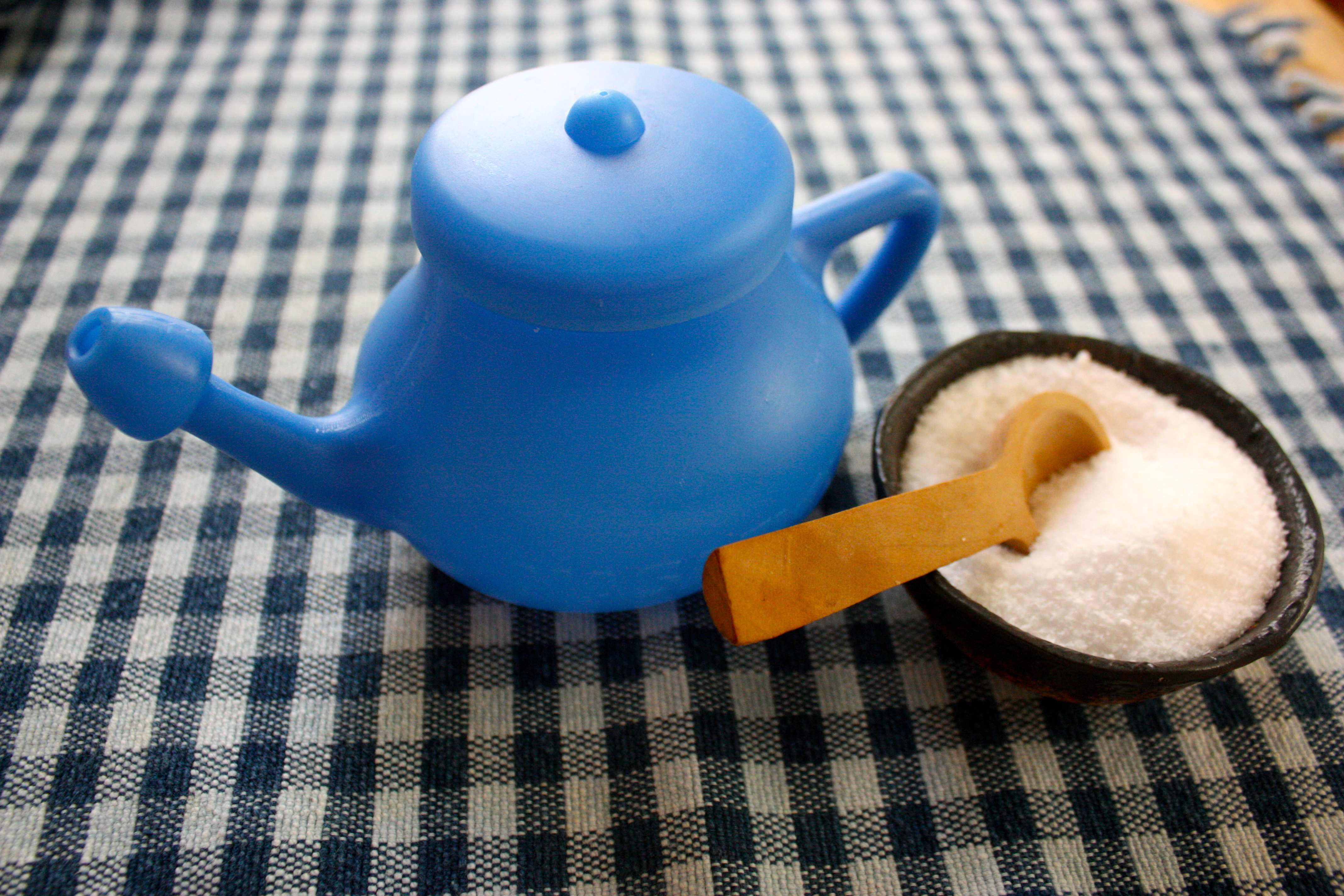 A Beginner's Guide To Neti Pots